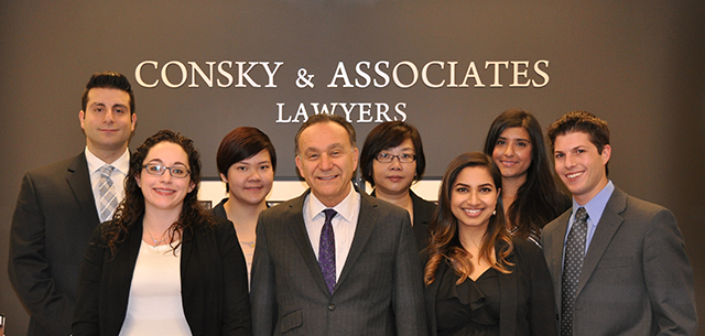 Consky and Associates Team
